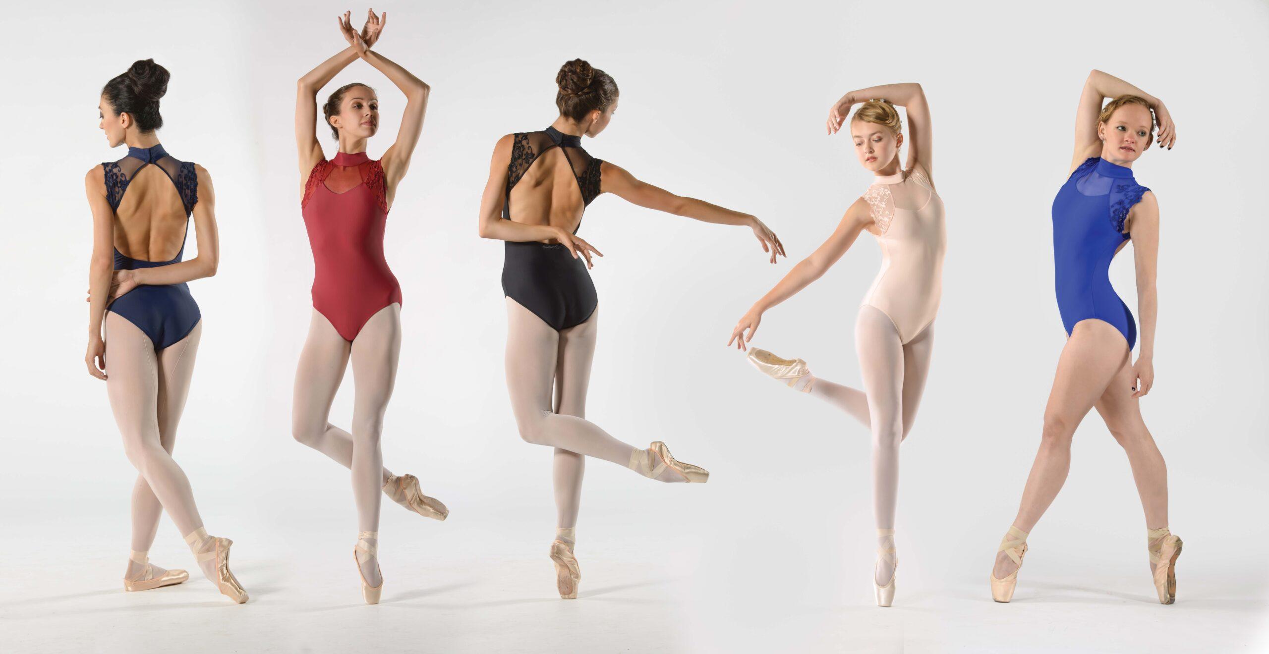 justaucorps berenice de la marque ballet rosa