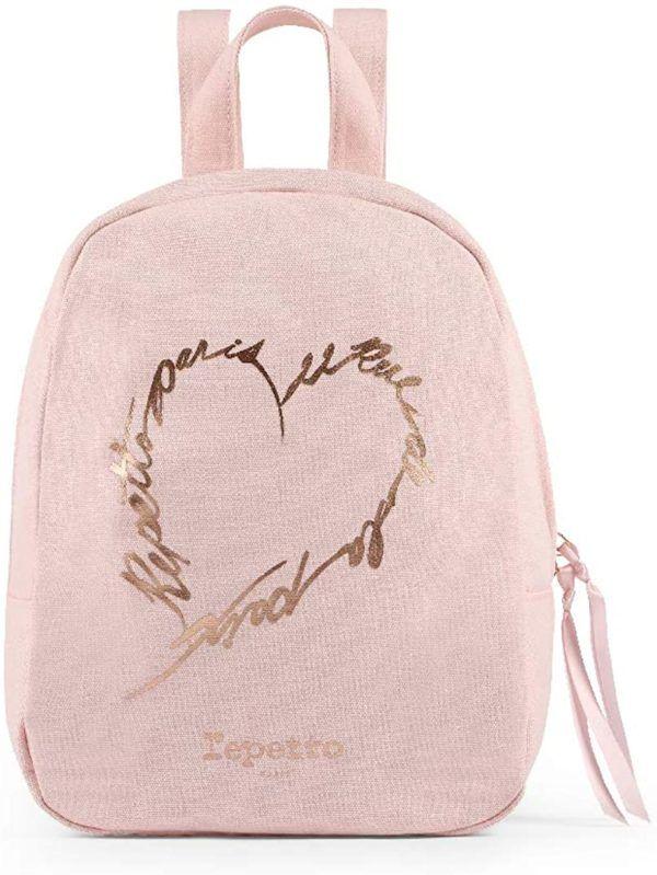 sac à dos rose de la marque repetto