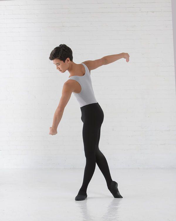 collant avec pied Jeremy de la marque Ballet Rosa