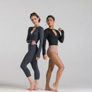 combishort Misao de Ballet rosa