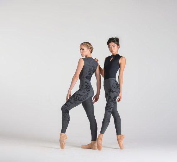 leggings Indie de Ballet rosa