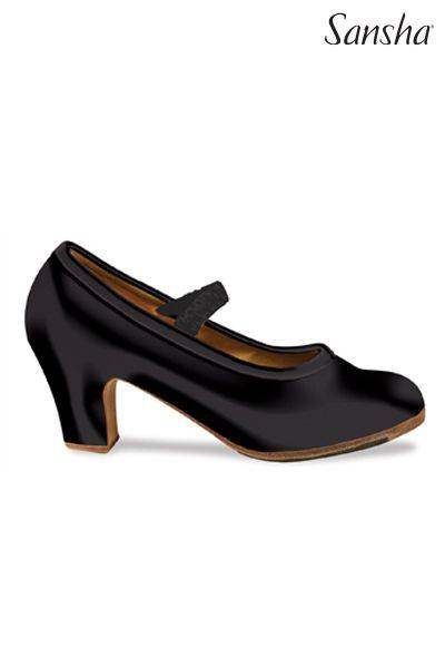 chaussure flamenco bilbao de sansha