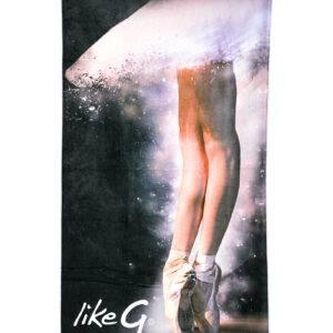 serviette de bain ballerine de likeG